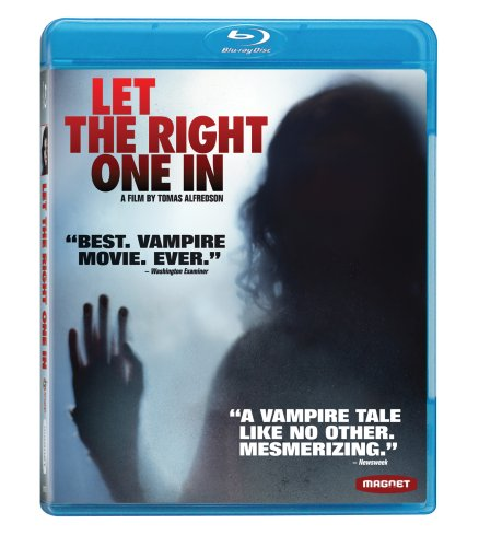 Let the Right One In on Blu-ray