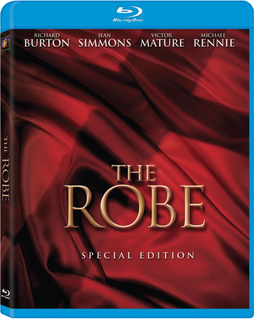 """The Robe"" restored for Blu-ray"