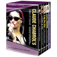 The KimStim box set of five Chabrol films