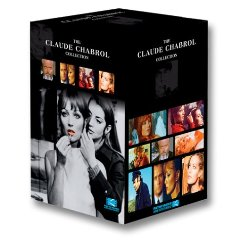 The Claude Chabrol Collection from Pathfinder: an eight film box set