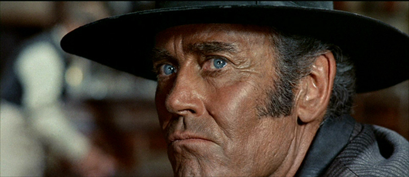Henry Fonda as Frank