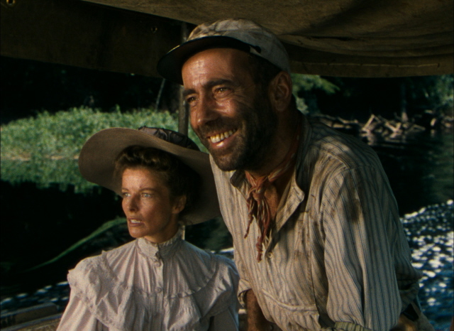 Down the river with Katharine Hepburn and Humphrey Bogart