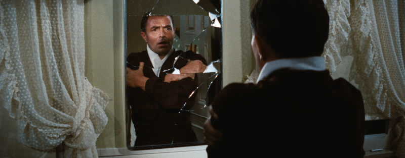 James Mason in Bigger Than Life: the cracked mirror reflection of the splintered psyche
