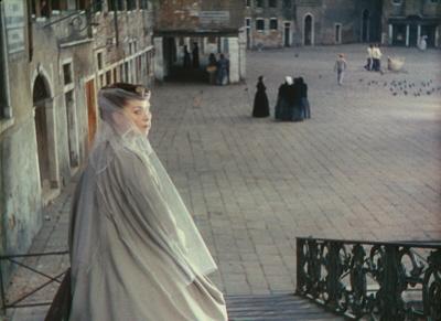 """""""Senso"""" - Alida Valli in Venice"""