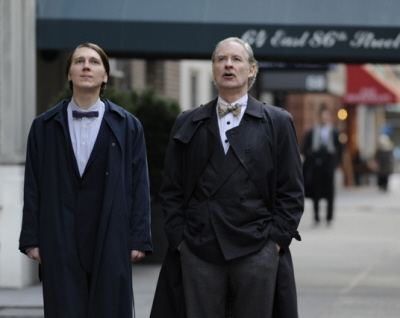 "Paul Dano and Kevin Kline in ""The Extra Man"""