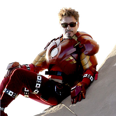 Robert Downey Jr.: Livin' and lovin' la vida the Iron Man