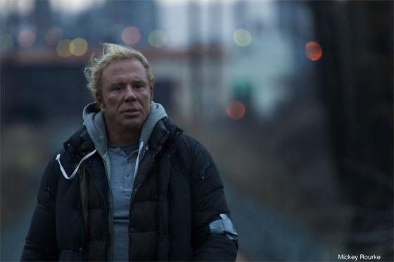 "Mickey Rourke as Randy ""The Ram"" Robinson"