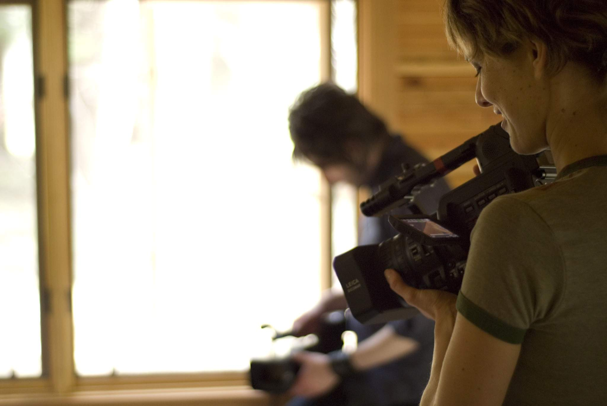 "Lynn Shelton shoots ""My Effortless Brilliance"""