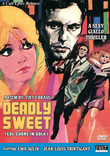 """""""Deadly Sweet"""" from Cult Epics"""
