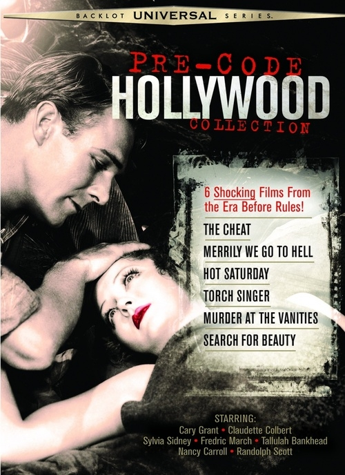 Six sexy pre-code films from Paramount Pictures