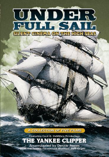 """Under Full Sail"" featuring ""The Yankee Clipper"""