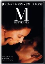 M Butterfly on DVD