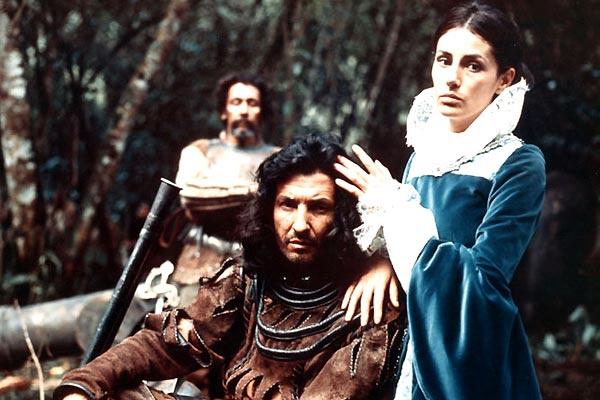 Pedro de Ursua of Navarre leads the conquistadore party