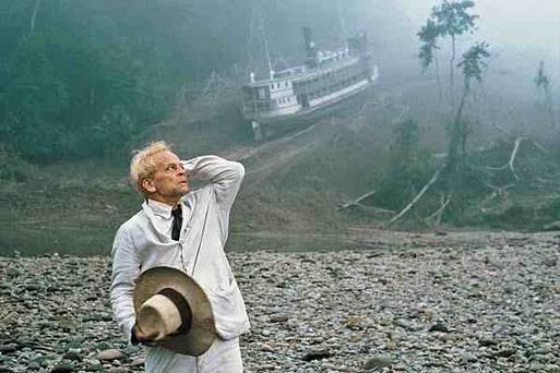 Klaus Kinski takes on the jungle once again