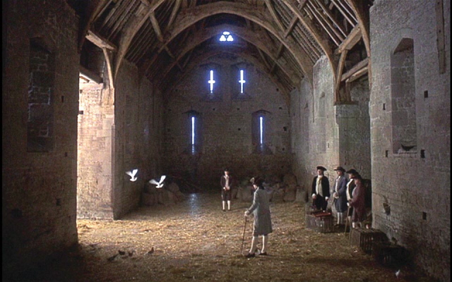 """The duel in the barn: """"Barry Lyndon"""""""