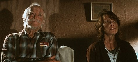 """Richard Farnsworth and Sissy Spacek - """"The Straight Story"""""""