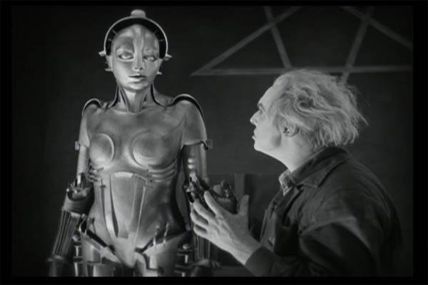 Robot and Rotwang