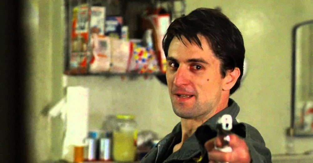 Robert De Niro is Travis Bickle in Martin Scorsese's 'Taxi Driver'