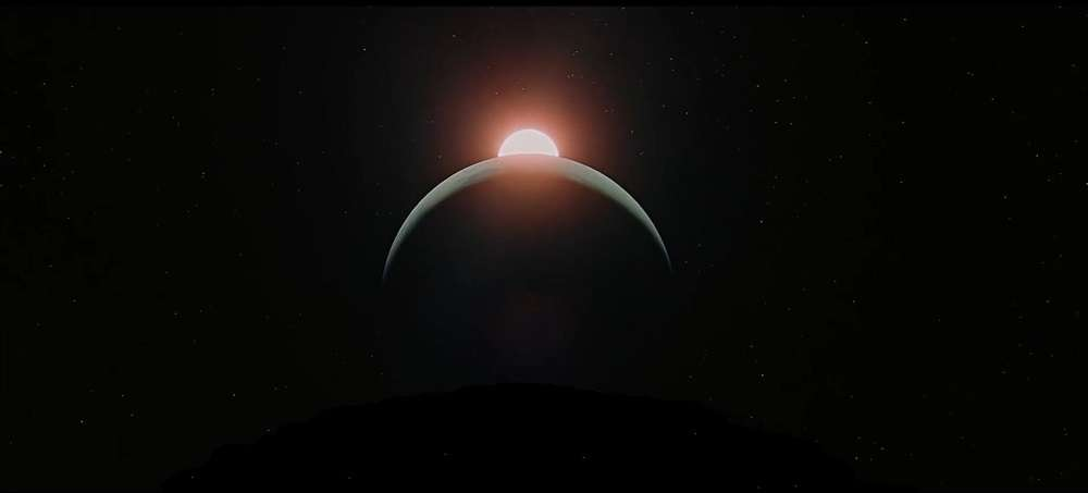 '2001: A Space Odyssey' in Image and Music