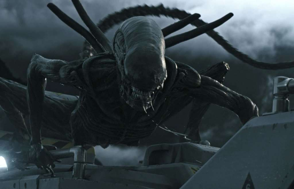 Blu-ray: 'Alien: Covenant'