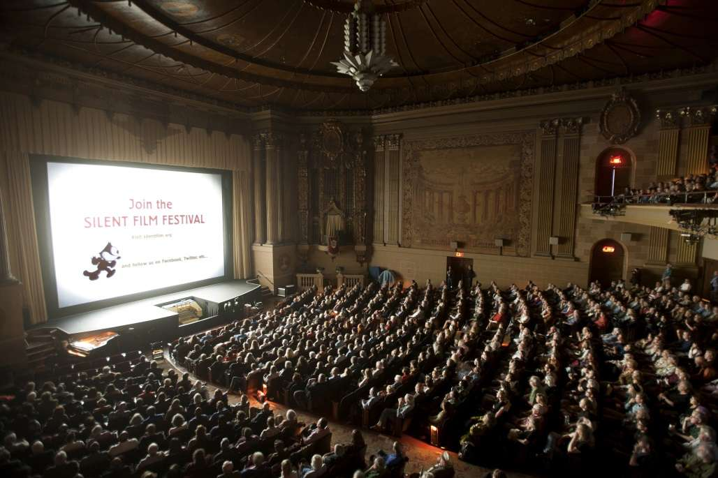 A Rich and Varied World: Highlights of the San Francisco Silent Film Festival