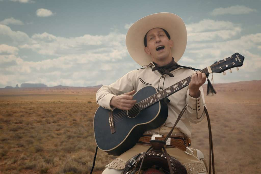 What to stream: 'The Ballad of Buster Scruggs' and 'Kominsky Method' on Netflix, 'The Children Act' on Amazon