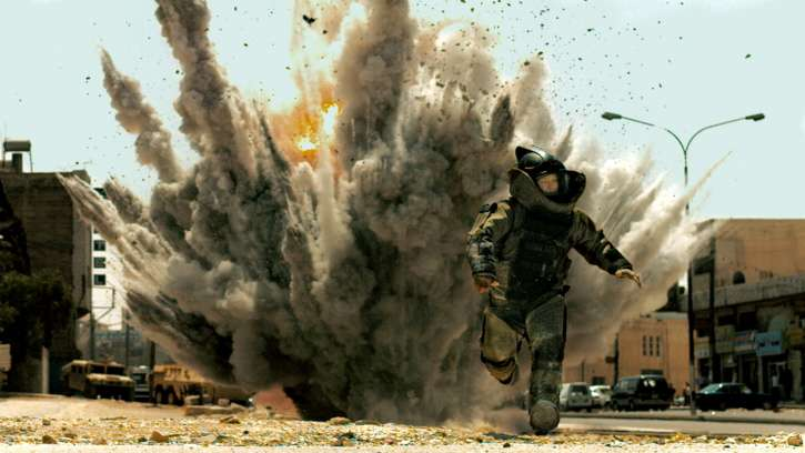 The Way You Don't Die: The Hurt Locker