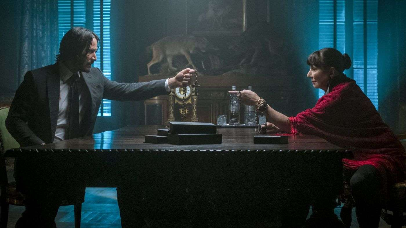 Implosion Round: 'John Wick: Chapter 3' Pushes it to the Limit