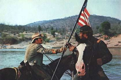 The Beautiful and the Damned: Major Dundee