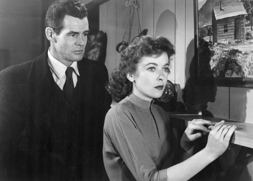 #Noirvember Blu-ray: The rural noir of 'On Dangerous Ground' and 'Road House'