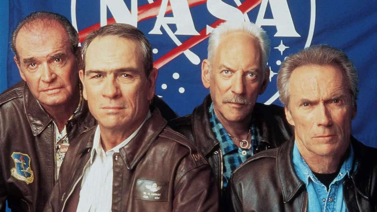2000 Eyes: Space Cowboys