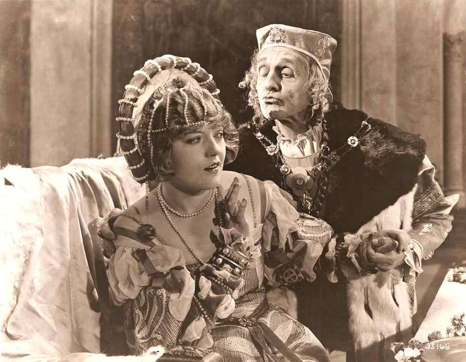 Silents Please! – A 'Knighthood' for Marion Davies