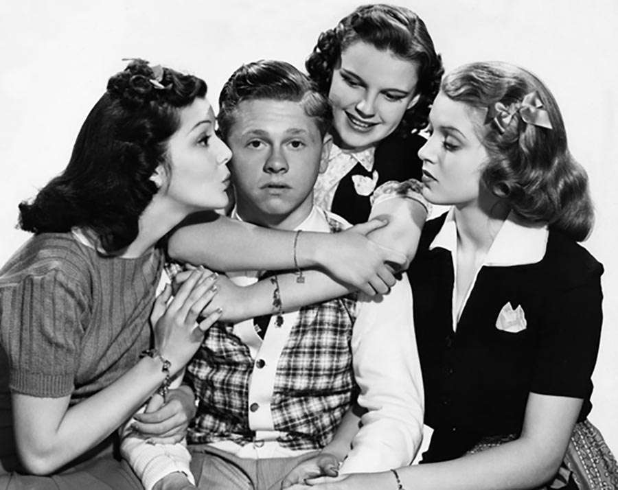 MOD Movies: The Andy Hardy Collection, Volume 1