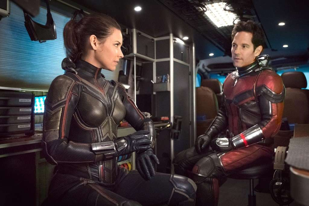 Unforced Perspective: 'Ant-Man and The Wasp'