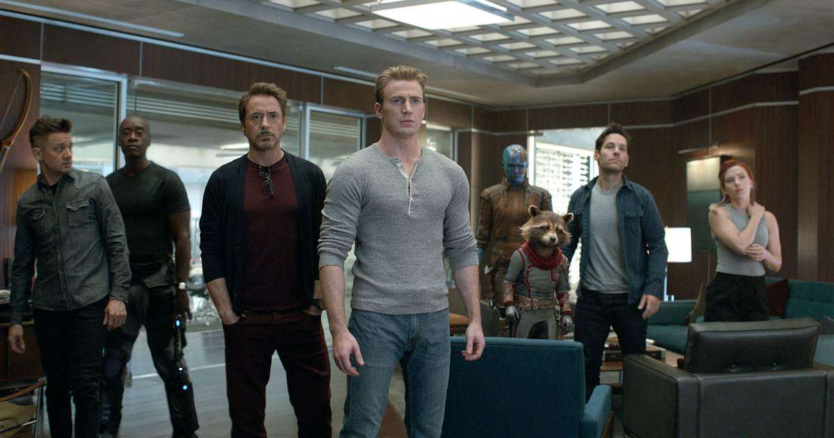 Nuff Said: 'Avengers: Endgame' Nails the Dismount