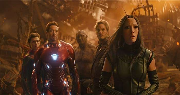 Review: Avengers: Infinity War (1)