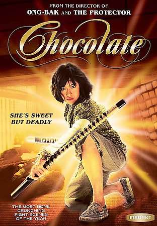 """Chocolate"" – DVD for the Week 2/10/09"