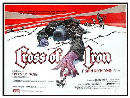 Cross Of Iron: On getting past the blood