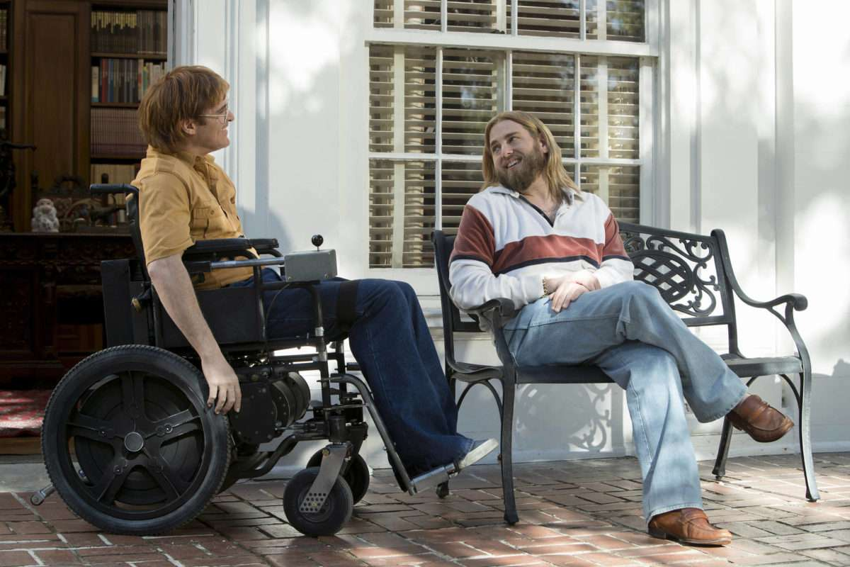 Review: Don't Worry, He Won't Get Far on Foot