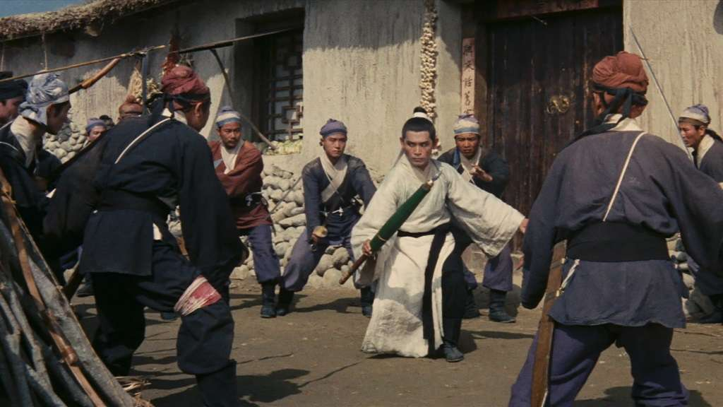 Blu-ray: 'Dragon Inn' / 'Legend of the Mountain' – King Hu on Criterion and Kino