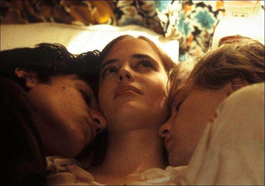 Chained for life: Bertolucci regrets rien in 'The Dreamers'