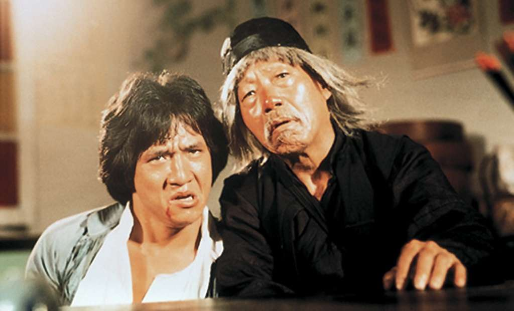 Blu-ray: Jackie Chan begins in 'Snake in the Eagle's Shadow / Drunken Master' from Twilight Time