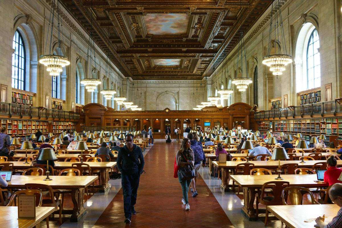 Review: Ex Libris: New York Public Library