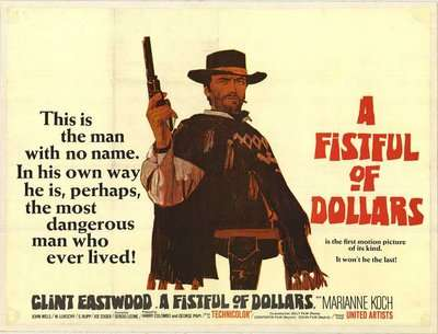 Something to Do With Death: A Fistful of Sergio Leone