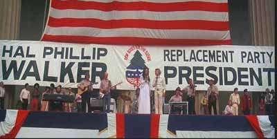 """Writin' it down kinda makes me feel better"": Robert Altman's ""Nashville"""