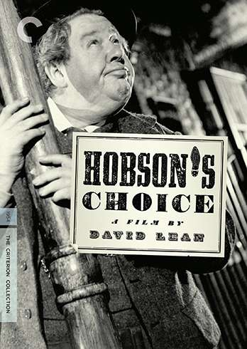 """Hobson's Choice"" – DVD for the Week 2/17/09"