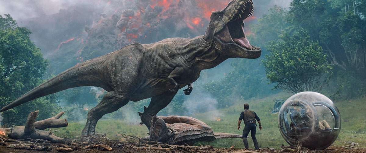 Review: Jurassic World: Fallen Kingdom