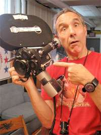 """""""I don't take myself seriously, but I take my movies very seriously"""" – Lloyd Kaufman Interviewed"""