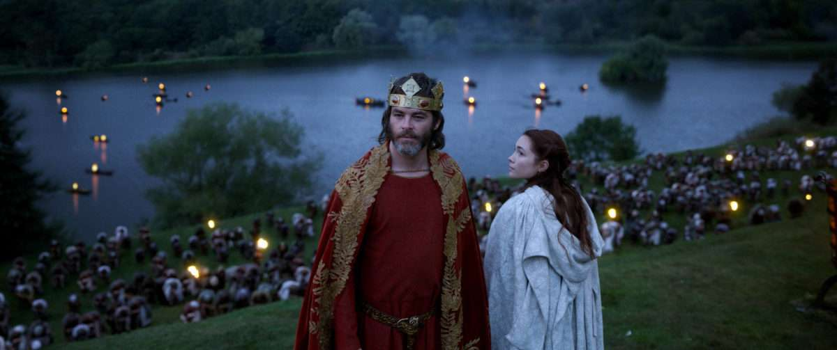 What to stream: Chris Pine is 'Outlaw King' on Netflix, 'Incredibles 2' and 'BlacKkKlansman' on VOD