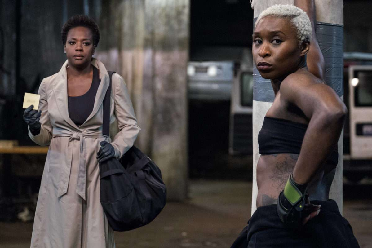 Reviews: Widows